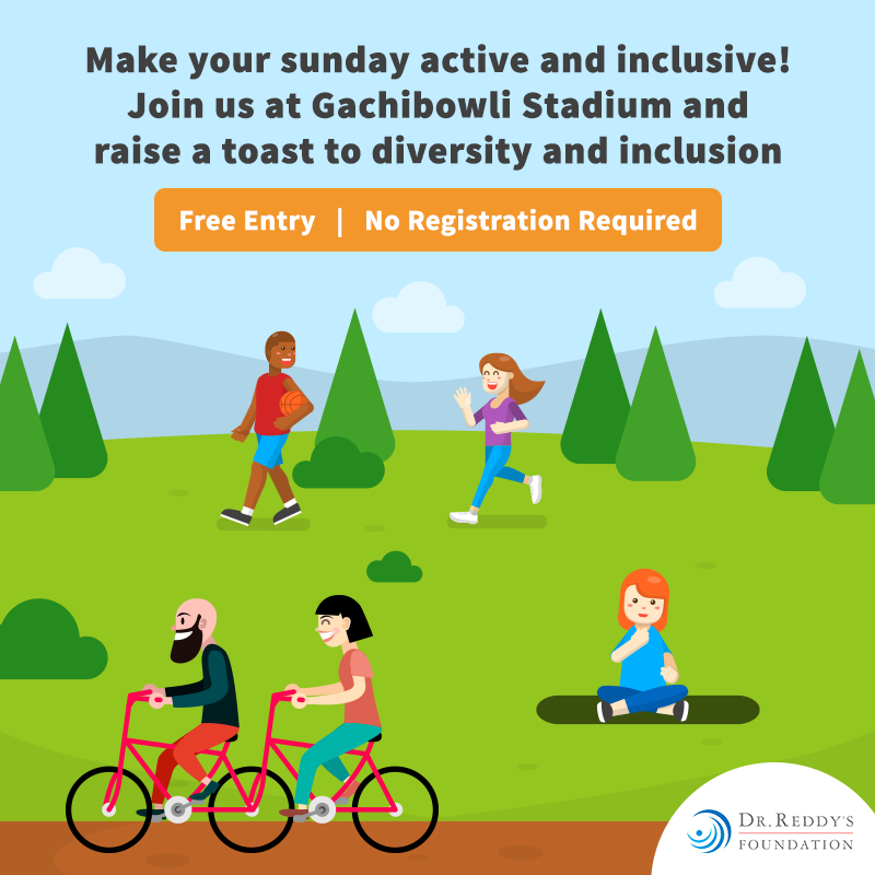 Celebrating 'Inclusion' on International Day for Persons with Disability