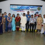 Team DRF along with guests at the Workshop